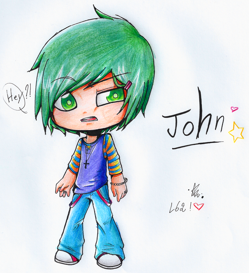 John H by linkinounet62