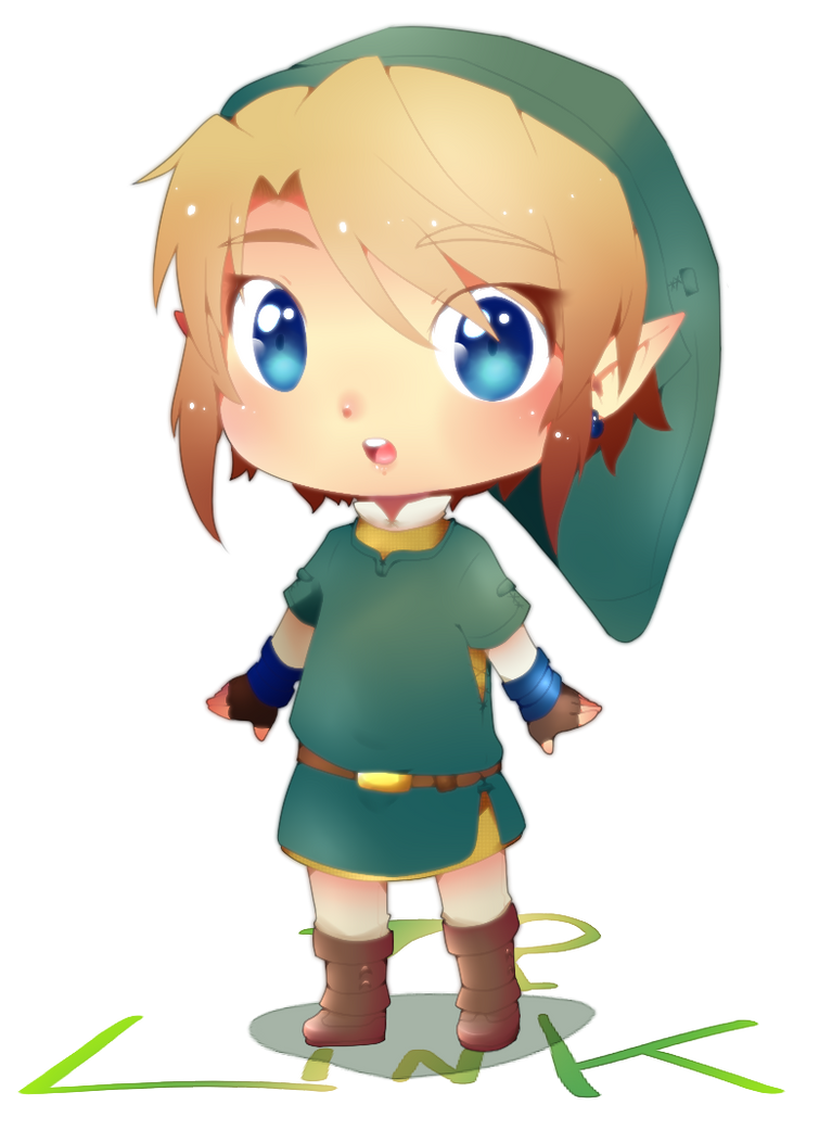 Chibi TP Link by linkinounet62