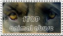 stop animal abuse by meramaya89