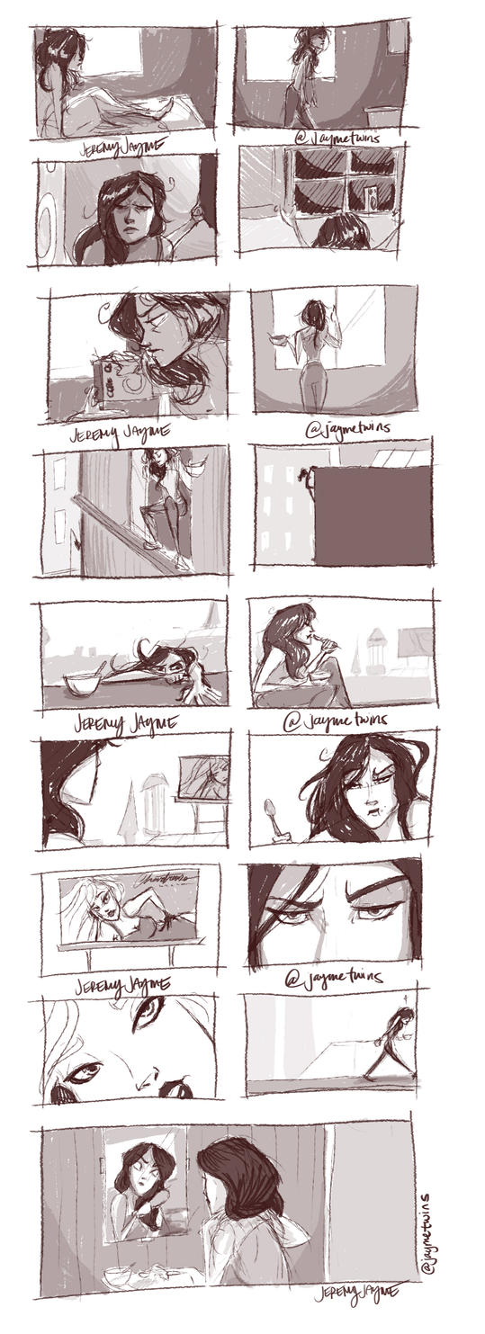 Vera Storyboards by jaymetwins