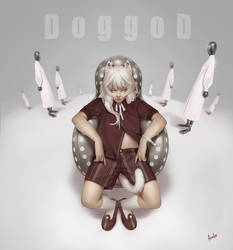DoggoD (DogCollar) by Syndrome-Echo