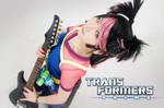 Transformers Prime - Miko Nakadai