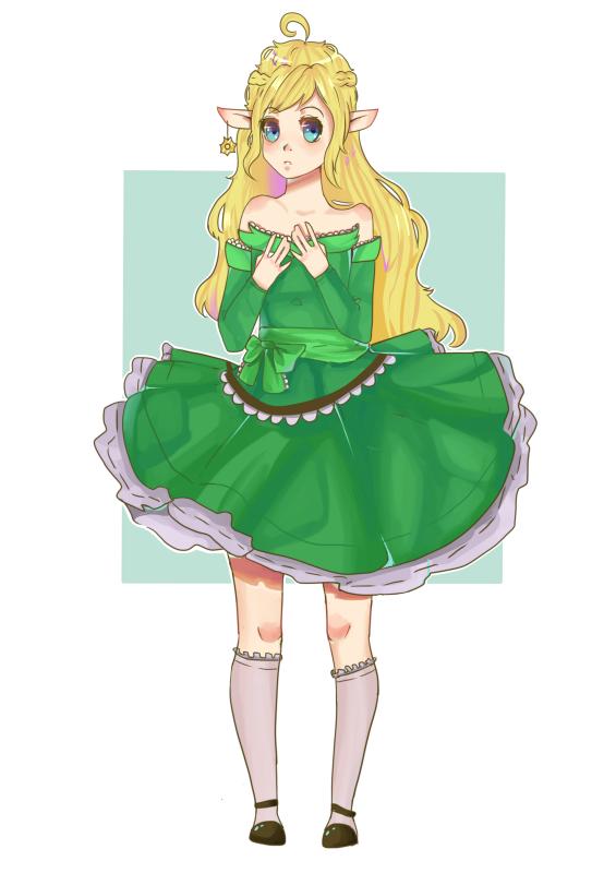 Elf by SilicaRm