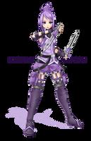 Viola Lindynn [Re Upload] by BlissClouds