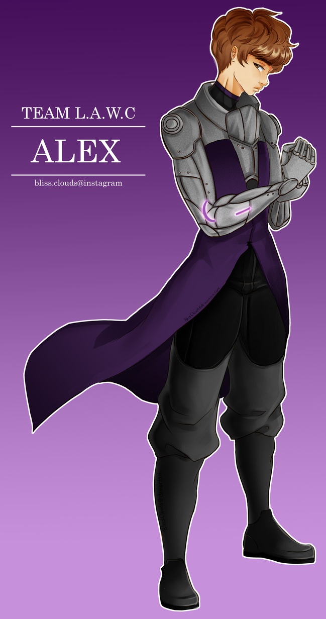Team L.A.W.C - Alex by BlissClouds