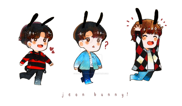 Jeon Bunny! by salsamauduren