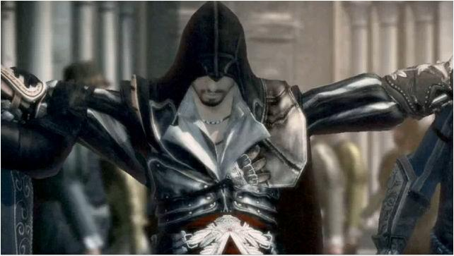 Altair Armor Ezio By Feralseraph On Deviantart