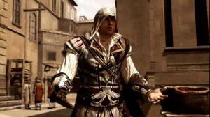 WTF Ezio by FeralSeraph