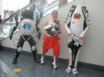 Portal 2 Epicness AX 2011