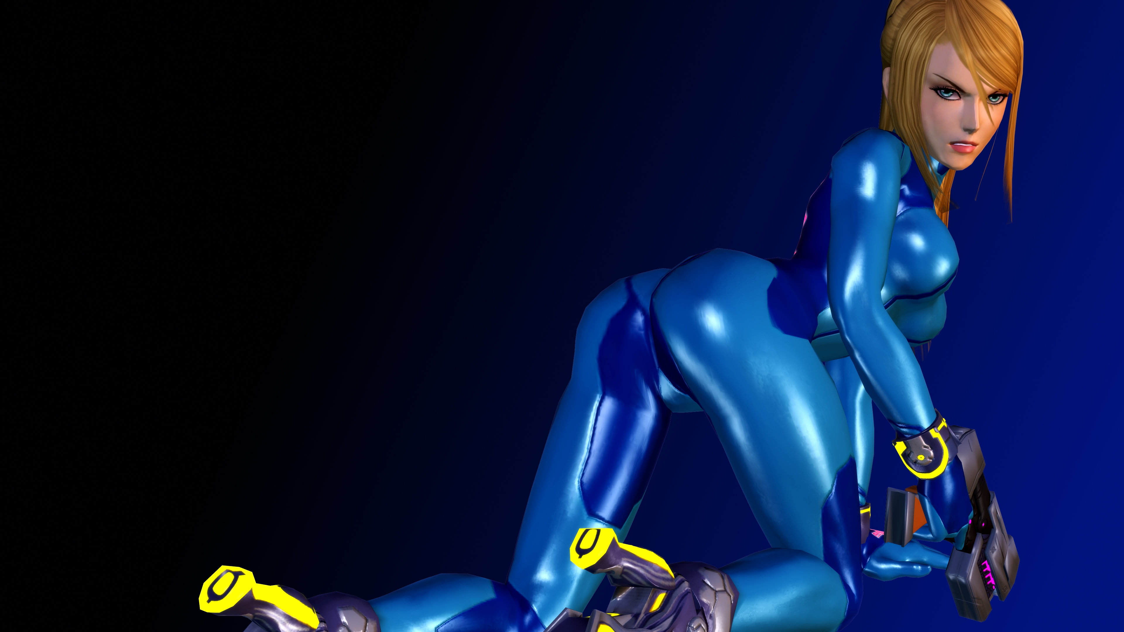 zero suit samus wallpaper