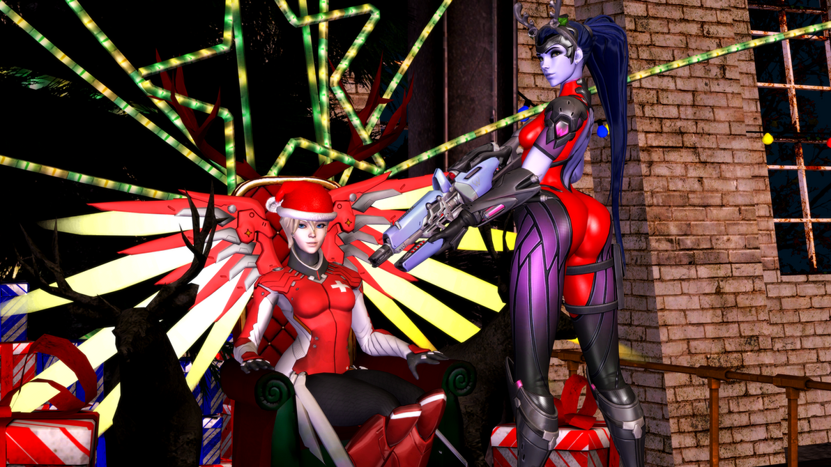Christmas (3b - Overwatch) by AdeptusInfinitus on DeviantArt