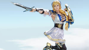 Soul Calibur (7 - Sophitia [B]) by AdeptusInfinitus