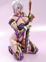 Soul Calibur (8 - Ivy [B]) by AdeptusInfinitus