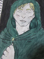 Erwin by kirstisart
