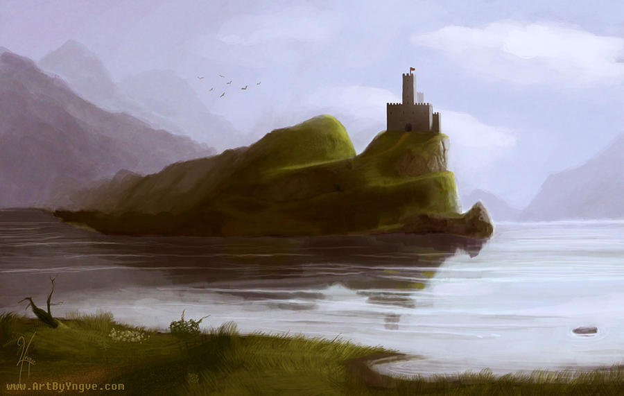 Landscape by YngveMartinussen