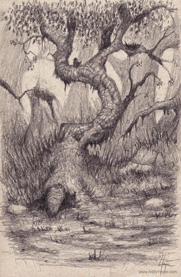Tree by YngveMartinussen