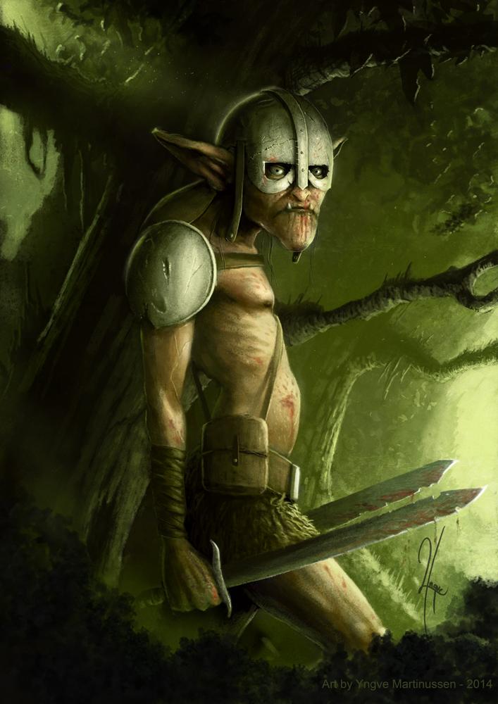 Goblin by YngveMartinussen