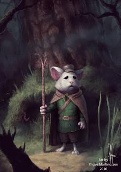 Mouse adventure by YngveMartinussen