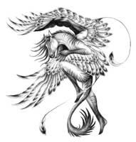Winged Dancer by buckskinmare