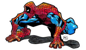 Spiderman- Ramos Style by Atellix