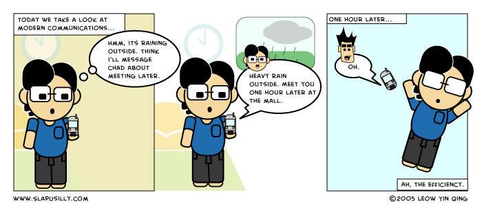 Modern Communications by leowyq