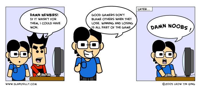 Good Gaming by leowyq