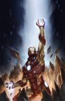 Iron Man by TylerWalpole
