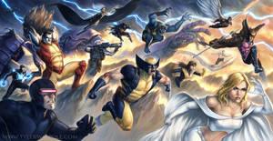 X-Men Epic