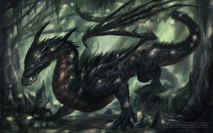 Blood of Dragons: Blackthorne the Defiler by TylerWalpole