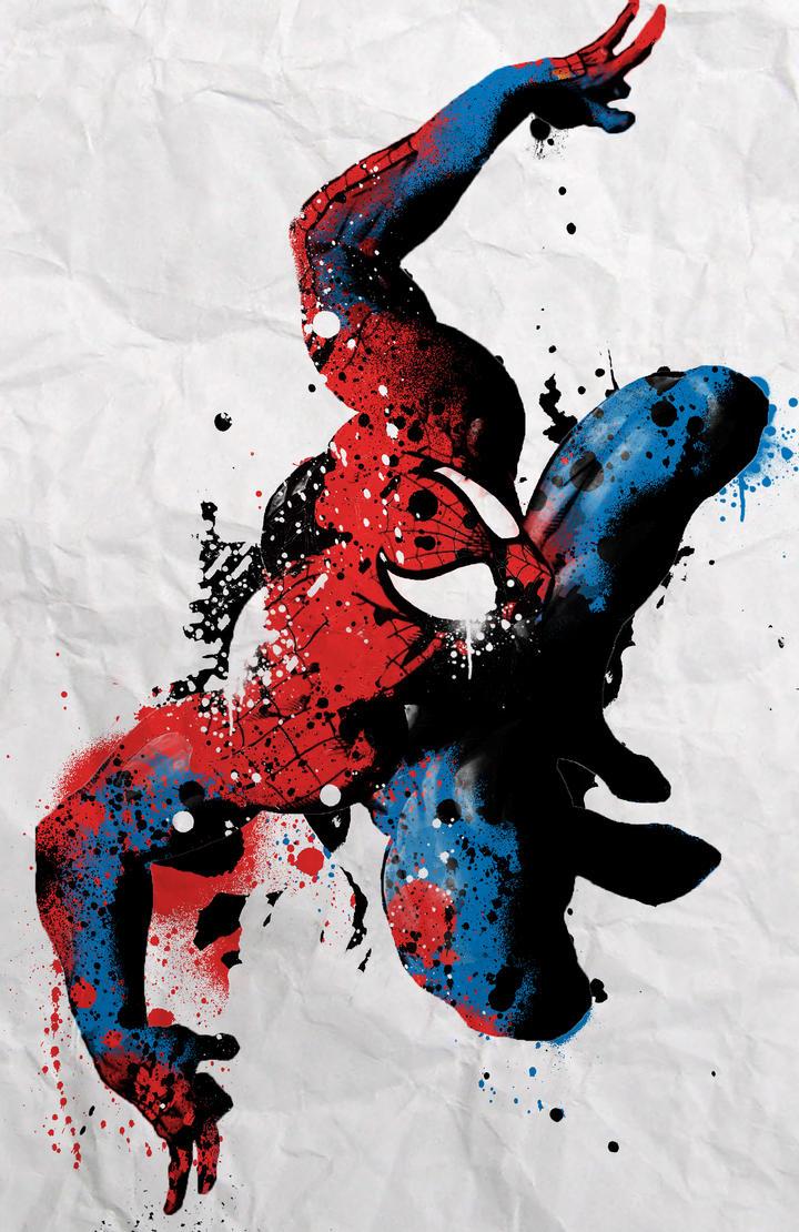 Spray Paint Deadpool