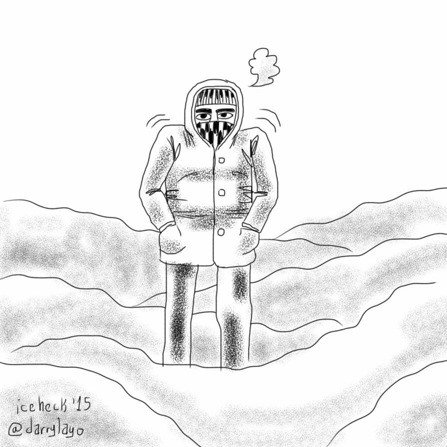 Ice Heck by nervousystem
