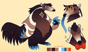 Snazzy Anteater - Design