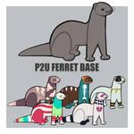 ferret p2u base - $1.50/150 points!