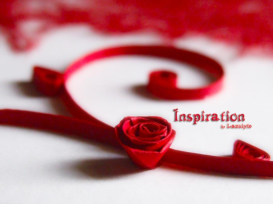 Inspiration for damask by Lazulyte