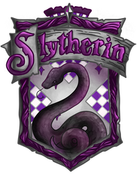 Asexual Slytherin