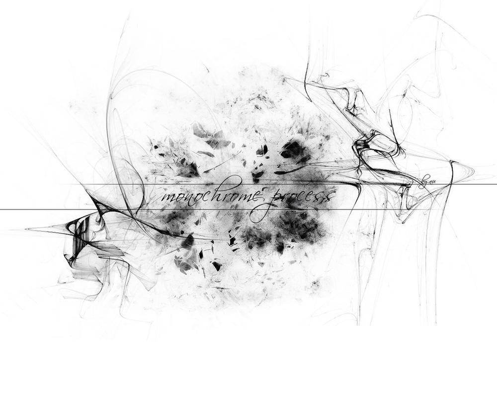 monochrome process by Lykaner89