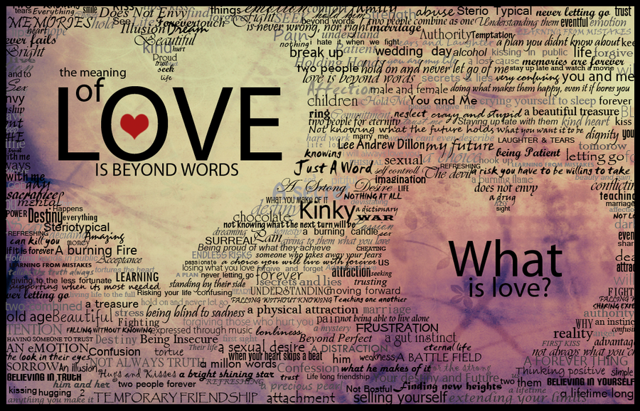 the meaning of love?r-louu on deviantart, Ideas