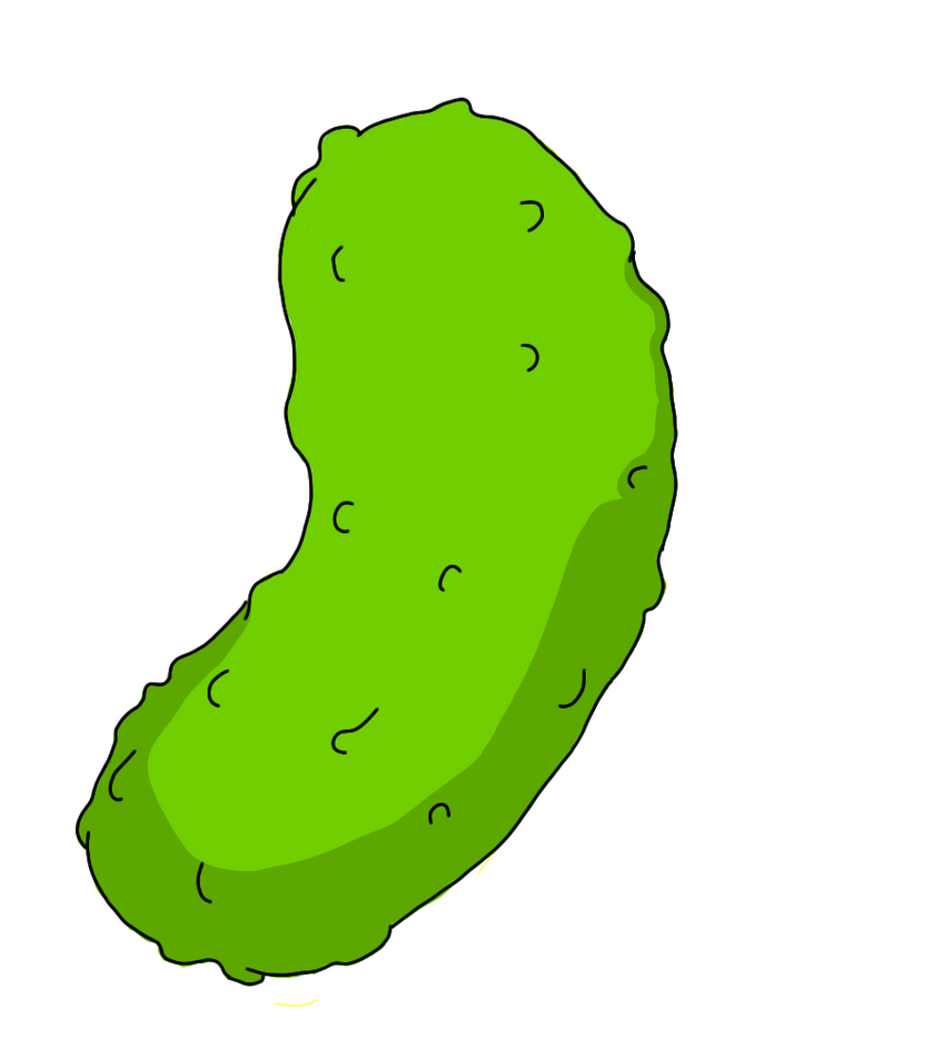 pickle? by spiderwhick on DeviantArt