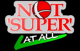 Not 'Super' at All Logo by el-andrajoso-feliz