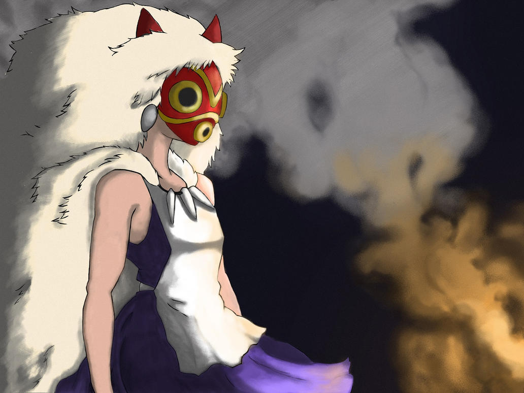Mononoke by Chrono-Kira
