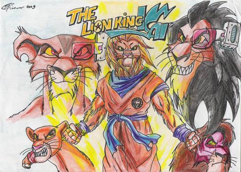 The Lion King Kai