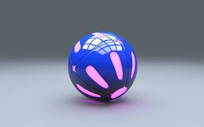 Shiny Ball 3D (3).