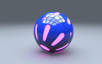 Shiny Ball 3D (4). by BroVaR87