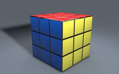 Rubik's Cube 3D (4). by BroVaR87