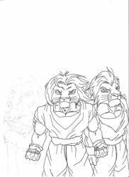 The Lion King Kai Returns! (VIP) by BroVaR87