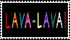 Lava-Lava! Stamp by WumoWumo