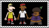 Legends of Chamberlain heights Stamp by WumoWumo