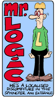 Mr Logic colored by AttaGirl-Wumo