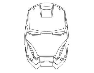 DIY Ironman Mask by deejaywill