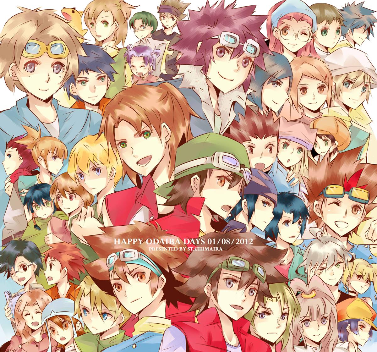 Fanarts Memorial Day Happy_odaiba_days__by_saint_chimaira-d59qw7d